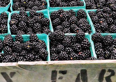 Blackberries-Cart
