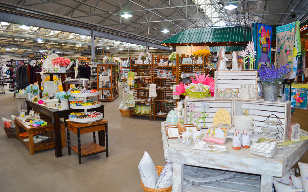 Easter Décor, Candy and so much more